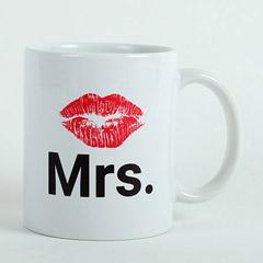 Mrs Ceramic Mug