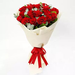 Timeless 20 Red Roses Bouquet