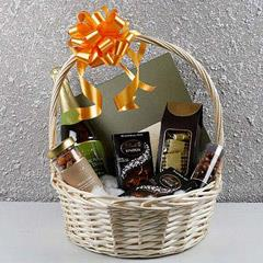 Basket of Assorted Gifts