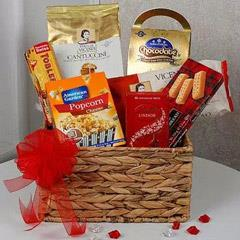 Light Snacks Hamper