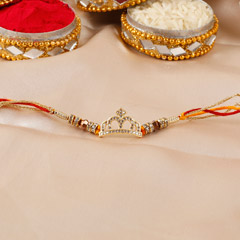 Beautiful Rakhi For Brother