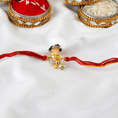 Brave Bal Hanuman Rakhi