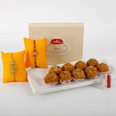Rakhi Sweet Combo