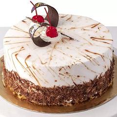 Scrumptious Black Forest Cake (Half Kg)
