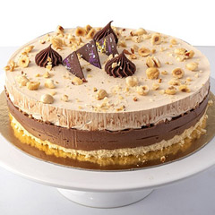 500gm Chocolate Hazelnut Cake