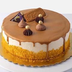 Delicious Lotus Cake (Half Kg)