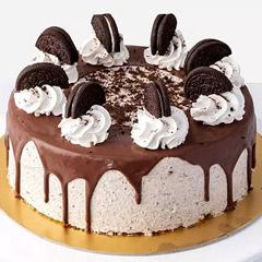 ½ Kg Yummy Oreo Cake