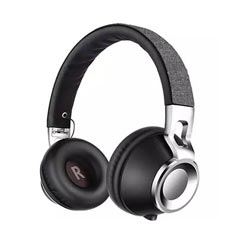 Black N Grey Bluetooth Headphone