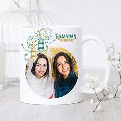 Ramadan Greetings Photo Mug