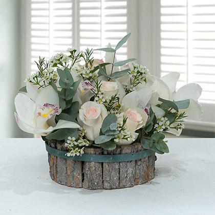 Breathtaking Exotic Flower Arrangement
