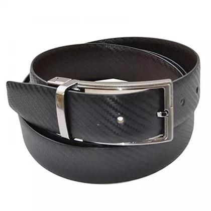 Mens Genuine Leather Reversible Formal Belt