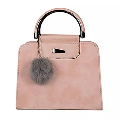 Elegant Pink Handbag Bag