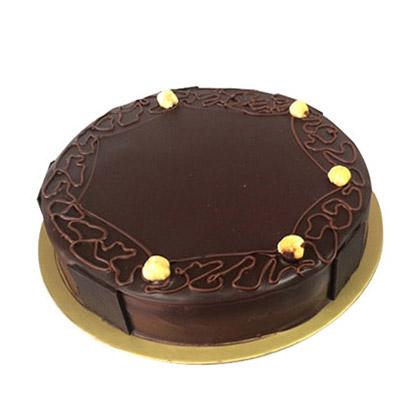 Healthy Hazelnut Chocolate Cake (1/2 Kg)