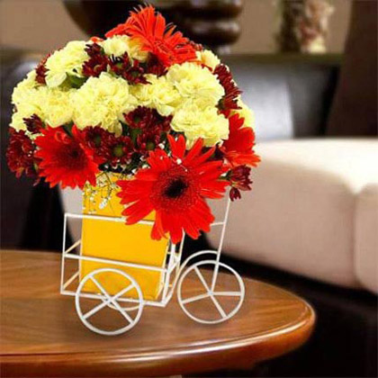 Pick Up Flower Arrangement