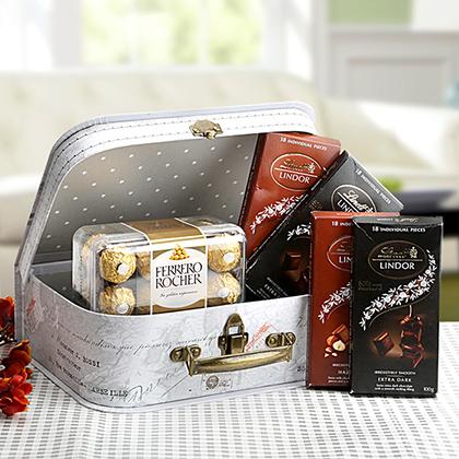The Chocolaty Box