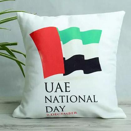 UAE Day Cushion