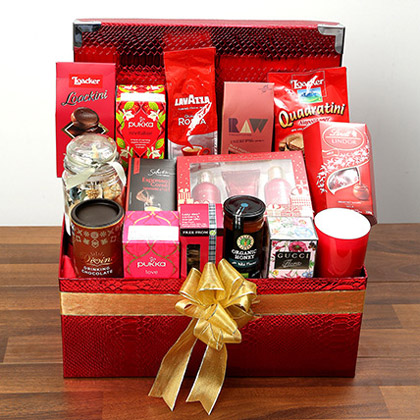 Exclusive Snacks and Chocolate Hamper