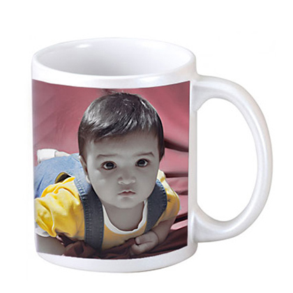 Personalized Photo Mug for Kids