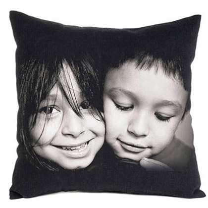 Brother-Sister Personalized Cushion