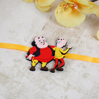Motu Patlu Rakhi Thread