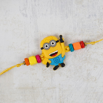 Attractive Minion Rakhi