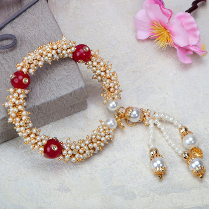 Gorgeous Bangle Bracelet Rakhi